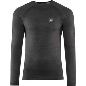 Compressport LS træningst-shirt, sort